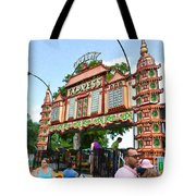 Orient Express 1 Tote Bag