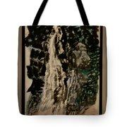 Oriental Falls Tote Bag