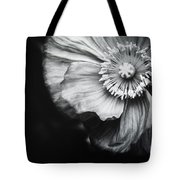 Oriental Poppy Tote Bag by Charmian Vistaunet
