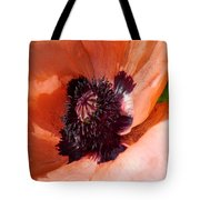 Oriental Poppy - Duvet Covers Tote Bag