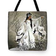 Oriental Sprinkle Tote Bag
