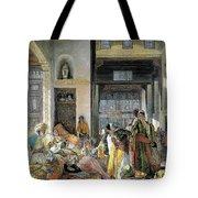 Orientalism Tote Bag