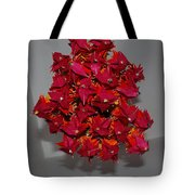 Origami Flowers Tote Bag