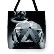 Origami Paper Sphere Tote Bag
