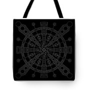 Origin Inverse Tote Bag