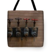 Original Four Pipes Tote Bag