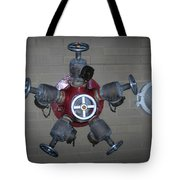 Original Male Pipe Tote Bag