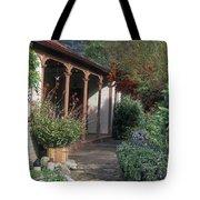 Original Ortega Adobe, Built In 1842 Tote Bag