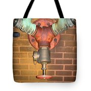 Original Pipe Tote Bag