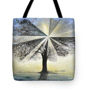 original Tree Light Tote Bag