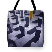 Original Unique Different Extrovert Individual Exceptional Singular Special Tote Bag