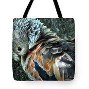 Orinoco Goose  Tote Bag