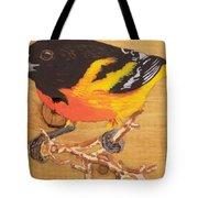Oriole 4 Tote Bag