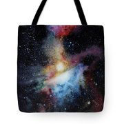 Orion Constellation Tote Bag