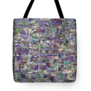 Orion's Quilt Tote Bag