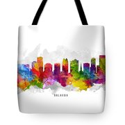 Orlando Florida Cityscape 13 Tote Bag