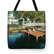 Orlando Photography Deck Tote Bag