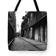 Orleans Alley Tote Bag