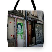 Orleans France Alley Tote Bag