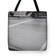 Ormsby Ave. 7 Bw Tote Bag