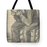 orn Out The Hague  November 1882 Vincent van Gogh 1853  1890 Tote Bag