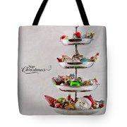 Ornament Compote Tote Bag