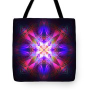 Ornament Of Light Tote Bag