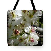 Ornamental Pear Tote Bag