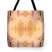 Ornamented Beauty Tote Bag
