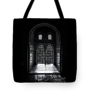 Ornate Alhambra Window Tote Bag