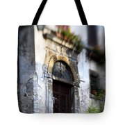 Ornate Italian Doorway Tote Bag