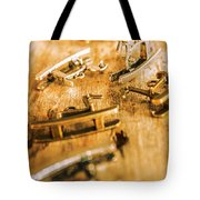 Ornate Rocking Horse Memoirs  Tote Bag