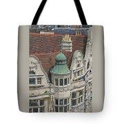 Ornately Oxford Tote Bag