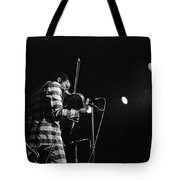 Ornette Coleman On Violin Tote Bag