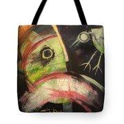 Ornithophobia  Tote Bag