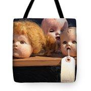 Orphans Tote Bag
