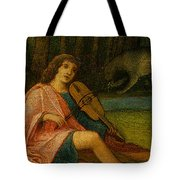 Orpheus Giovanni Bellini Tote Bag