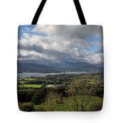 Orrest Head And Windermere Tote Bag