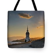 Orthodox Church Tote Bag