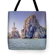 Oryukdo Islands, Busan, South Korea Tote Bag