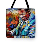 Oscar Tote Bag by Debra Hurd