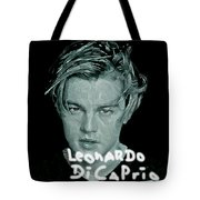 Oscar Goes To Leonardo Di Caprio Tote Bag
