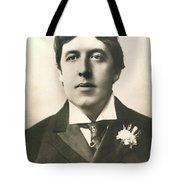 Oscar Wilde Tote Bag by Granger