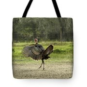 Osceola Turkey Trot Tote Bag