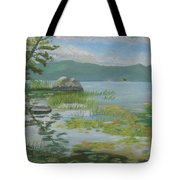 Oseetah Lake Cove Tote Bag