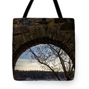 Oslo From Akershus Fortress Tote Bag
