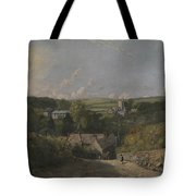 Osmington Village Tote Bag