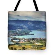 Osoyoos Lake 2 Tote Bag