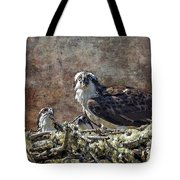 Osprey And Young - Feeding Tote Bag