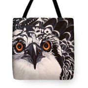 Osprey Eyes  Tote Bag